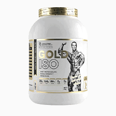 Vector image with the Levrone Gold Iso from the Levrone Gold Line