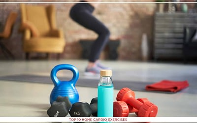 Top 10 Home Cardio Exercises in 2021