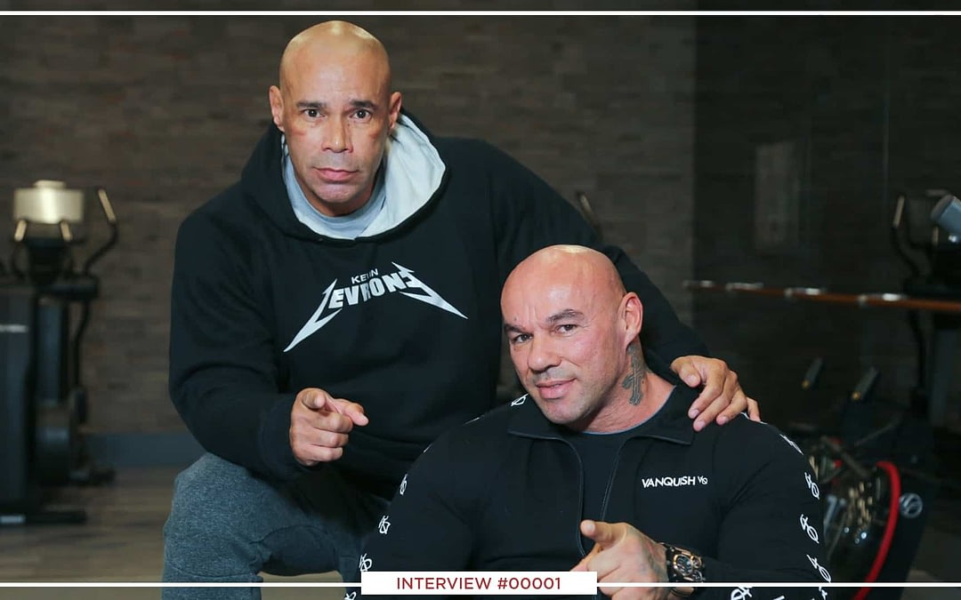 An Interview With Kevin Levrone, Bodybuilder