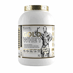 Vector image with the Levrone Gold Whey Protein from the Levrone Gold Series