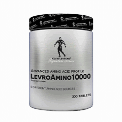 Vector image with the LevroAmino 1000 from the Levrone Signature Series