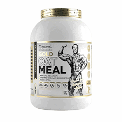 Vector image with the Levrone Gold Oat Meal from the Levrone Gold Line