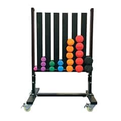 An image of Active Gym Studio Dumbbell Rack on a white background