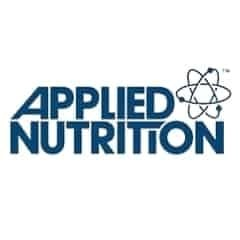 Applied Nutrition Official Logo in navy blue on White Background
