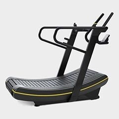 An image of Active Gym Treadmill Curve Treadmill on a white background