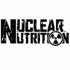 Nuclear Nutrition Official Logo in black solour on White Background