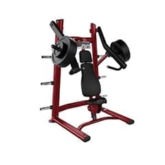 An image of Active Gym Premium Plate Loaded Series Incline Chest Press on a white background