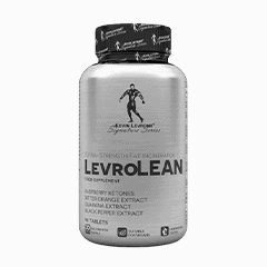 Vector image with the LevroLEAN from the Levrone Signature Series