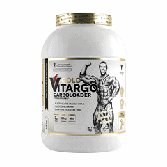 Vector image with the Levrone Gold Vitargo from the Levrone Gold Line