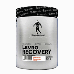 Vector image with the LevroRecovery from the Levrone Signature Series