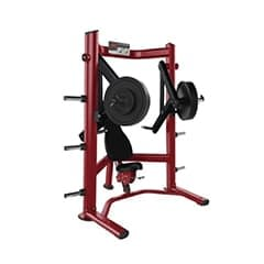 An image of Active Gym Premium Plate Loaded Series Decline Chest Press on a white background